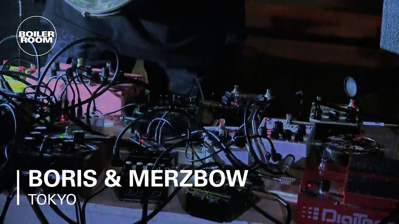 Boris Merzbow Boiler Room