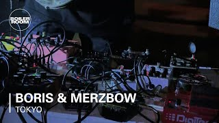 Repeat youtube video Boris & Merzbow Boiler Room Tokyo Live Set