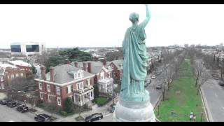 Video 4K Monument Ave Richmond Va. download MP3, 3GP, MP4, WEBM, AVI, FLV November 2017