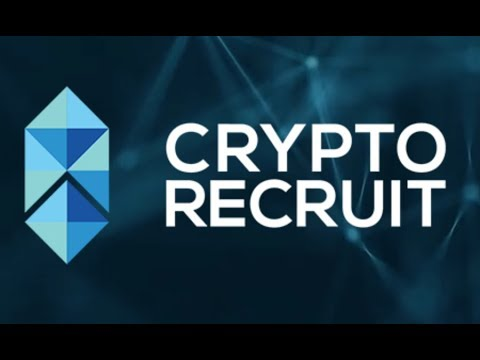 Crypto Recruit - Blockchain Job Agency