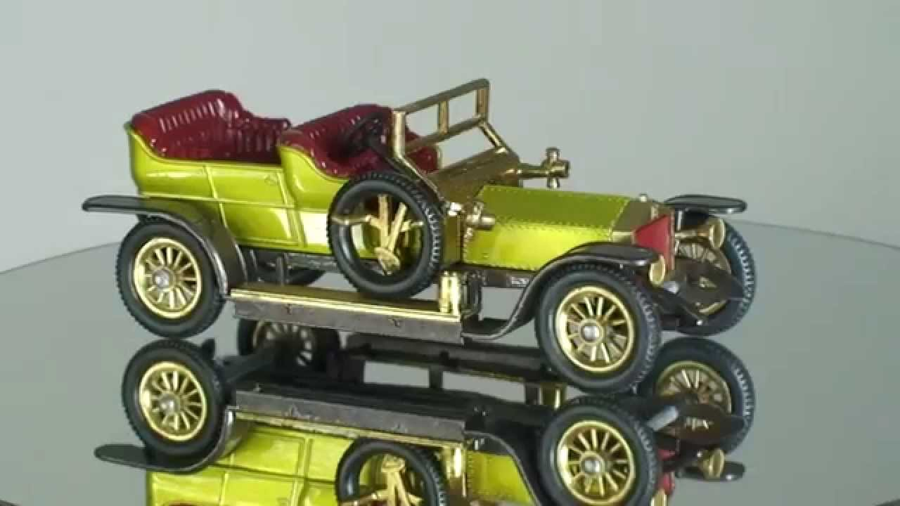 Vintage Cars Matchbox Toy Cars Models Of Yesteryear toy car ...