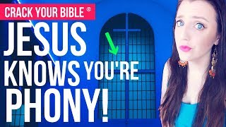 🔥 Jesus knows you're phony believers (SALVATION + BACKSLIDING) Mp3