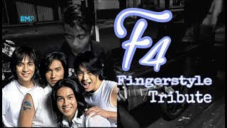 F4 - JUE BU NENG SHI QU NI 绝不能失去你 (OH BABY BABY) OST METEOR RAIN FINGERSTYLE FULL SONG WITH LYRIC