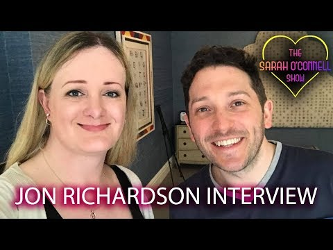 Jon Richardson interview - Ultimate Worrier