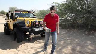 How To: Use a Winch to Tow a Car