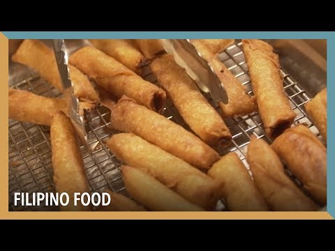 Filipino-American Redefines Ancestral Cuisine | VOA Connect