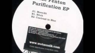 Ade Fenton - Bitch (Wet010) (2001)