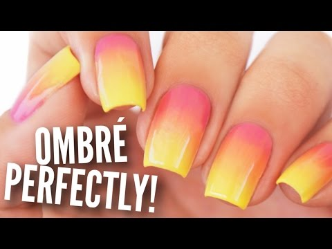 beauty & grooming by ethnico-Ombre / Gradient Your Nails Perfectly!