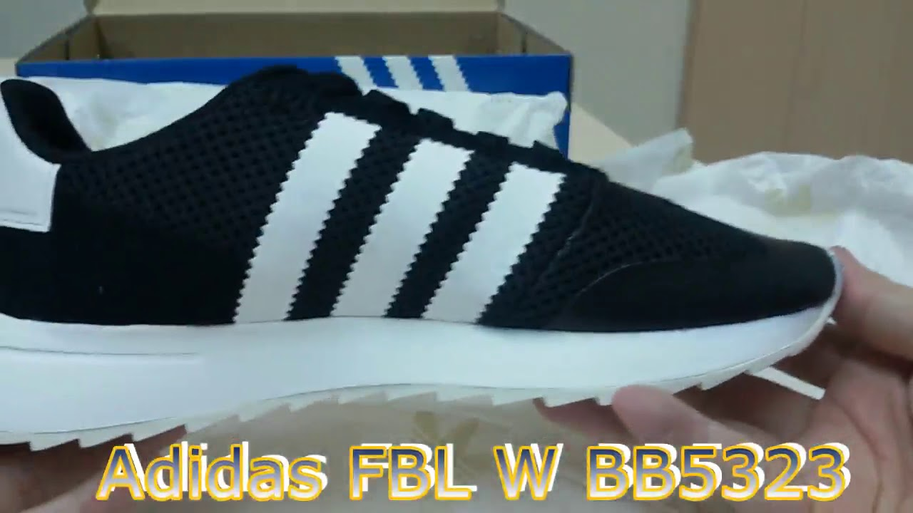 Unboxing Review sneakers Adidas ORIGINALS FLASHBACK FBL W BB5323