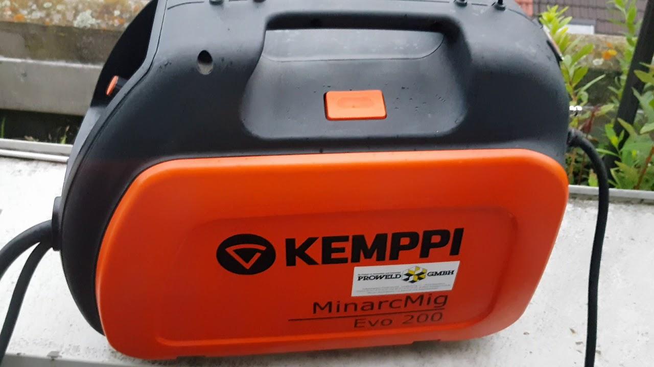 Сварочный аппарат kemppi minarc evo 200 сварочный аппарат 380в тдм цена