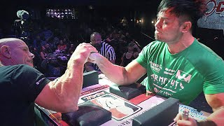 USA vs AUSTRALIA  ARM WRESTLING TEAM BATTLE 2019