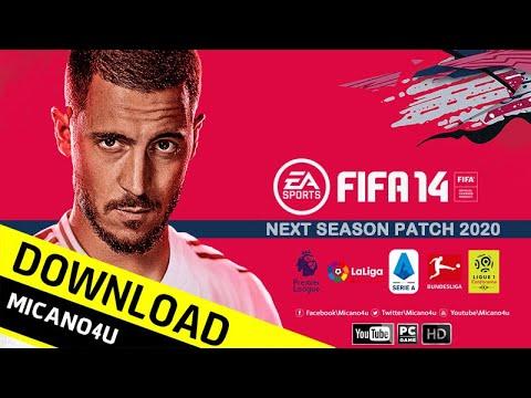 FIFA 14 | Next Season Patch 2020 | Download (PC/HD)
