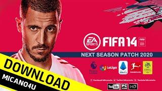 F FA 14  Next Season Patch 2020  Download PCHD