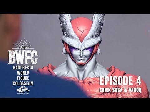 Banpresto World Figure Colosseum 2017 - Episode 04