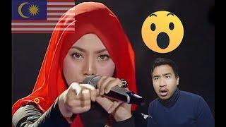 """Shila Amzah - Listen """"Im a Singer"""" Chinese Show  Reaction  l ManMan Review"""