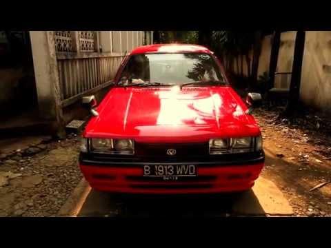 Mazda Vantrend .Sore iseng Senang-Senang.