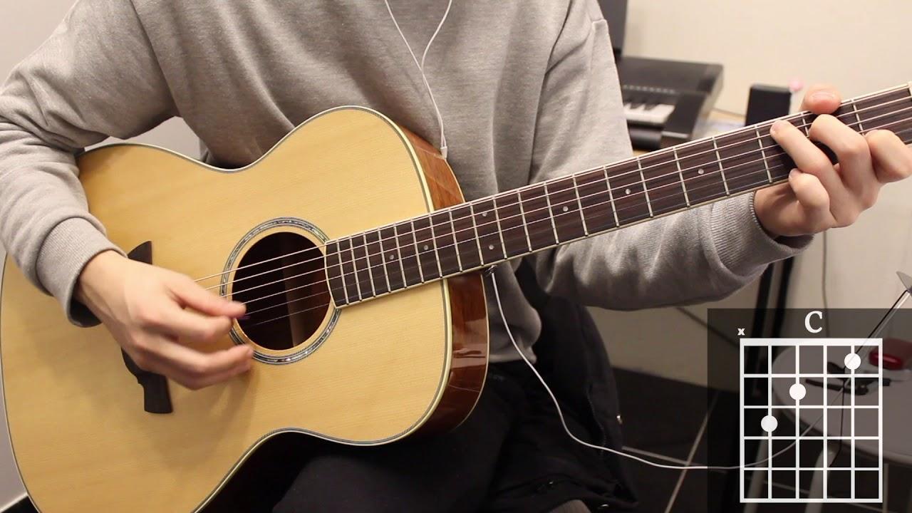Sleep On The Floor The Lumineers Guitar Cover For