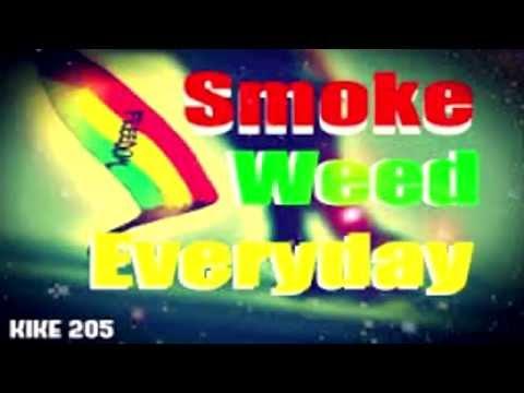 Snoop Dogg Smoke weed every day  remix