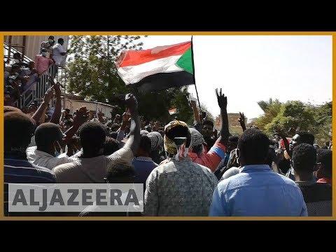 🇸🇩 Lack of leaders in Sudan's protests delays peace talks l Al Jazeera English