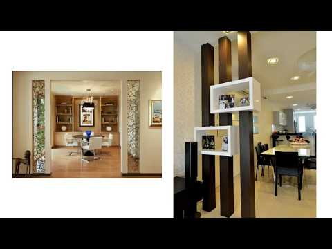 Fabulous Hall Dining Partition Ideas