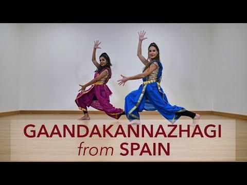 Gaandakannazhagi dance from Spain | Namma veettu pillai | SivaKartikeyan | Vinatha & company