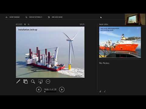 The challenges of surveying wind farm vessels by Mike Proudlove
