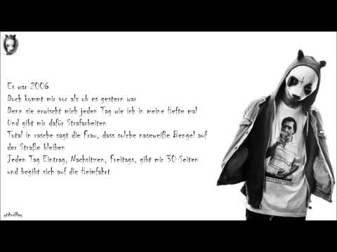 Cro - Nie Mehr [Lyrics]