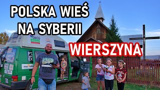 Polska wieś na Syberii - Wierszyna. Reportaż z uroczystości (vlog 58)