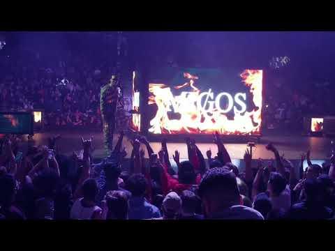 DRAKE+MIGOS CONCERT VANCOUVER 2018 *4K*