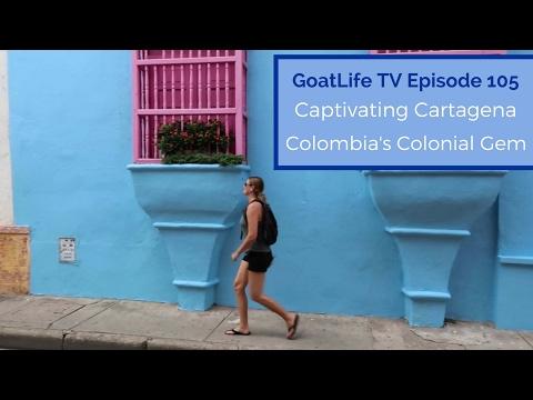 Captivating Cartagena - Colombia