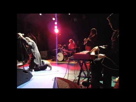 arthur brown/Fanfare - Fire Poem,burghof,lörach 06.12.13