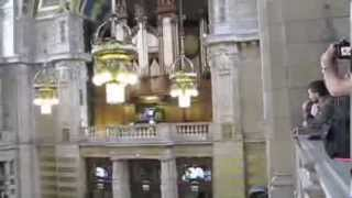 The Organ at the Kelvingrove