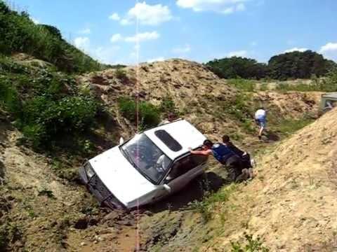Vitara Extreme It Will Roll?.. Off Road Lubuskie