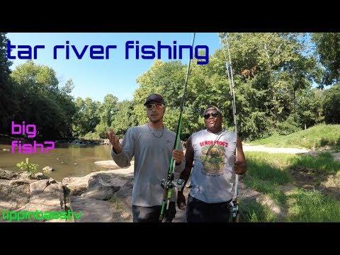 Fishing In The TAR RIVER ( 500 SUB BIG NEWS )