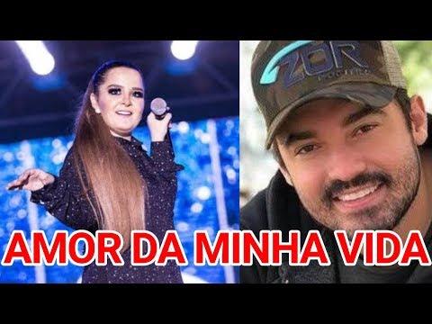 Sertaneja Maiara Se declara para Fernando, da dupla com Sorocaba:
