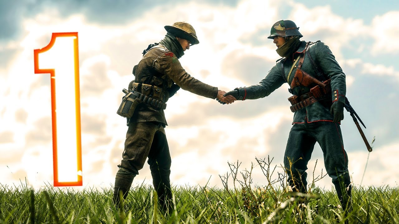 Battlefield 1 - En Dost Canlısı Düşmanlar Videosu