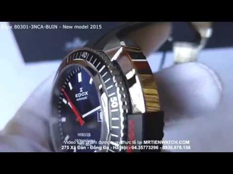 Hydro Buin Sub Diver 2015Youtube Edox 3nca 80301 Watch Master SGqVpUzM
