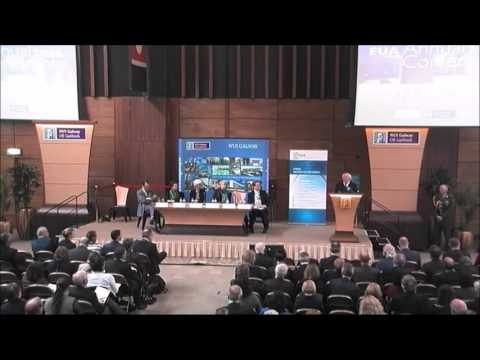 President Higgins Addresses the EUA Conference at NUI Galway 7th April 2016