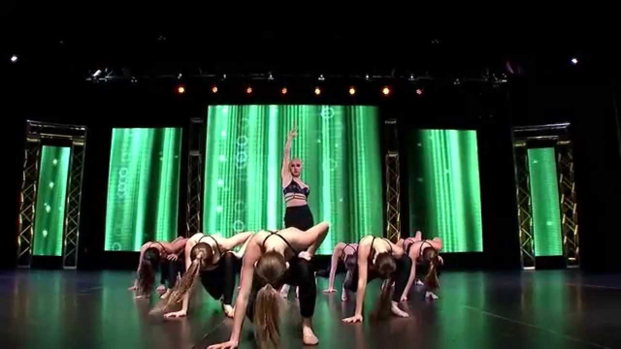 Revolver - Jazz Competition Dance