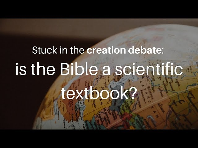 Nadim in Focus: is the Bible a scientific textbook?