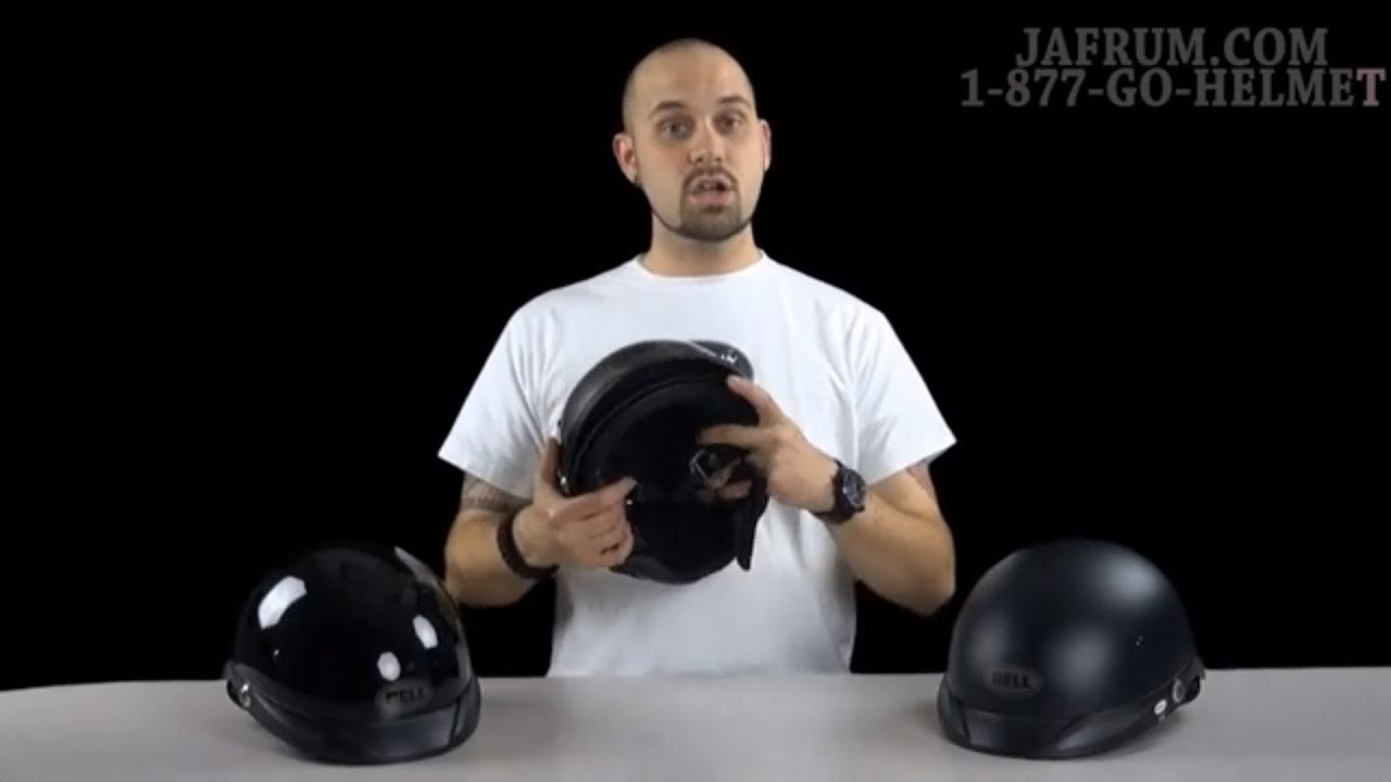 52d4f275 Bell Pit Boss Helmet Review - Jafrum.com - YouTube