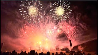 """Sky Wars 2021 Finale Display """"Concert in the Sky"""" by Spirit of 76 Fireworks  with Stellar Fireworks"""