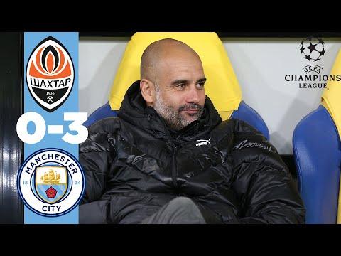 PEP GUARDIOLA REACTION | SHAKHTAR 0-3 MAN CITY | Champions League