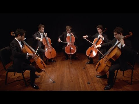 Debussy: The Girl with the Flaxen Hair (SAKURA cello quintet)