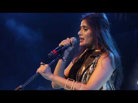 """Sona Mohapatra sings Piya Se Naina @ """"My Jashn"""" 2016 Pune for Capgemini"""