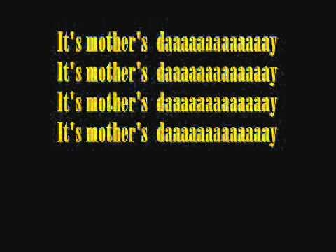 BLINK 182 - MOTHER`S  DAY LYRICS