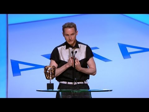 Sean Harris wins Leading Actor Bafta  The British Academy Television Awards 2014  BBC One