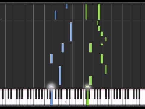 Bahh Tee - Сумерки Piano Synthesia