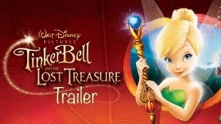 TinkerBell And The Lost Treasure Trailer thumbnail