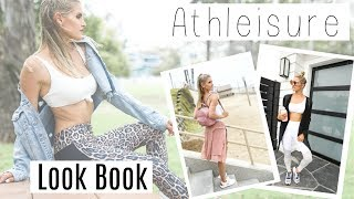 Athleisure - Fashion Fitness Lookbook 2017 | Rebecca Louise thumbnail